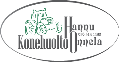 Konehuolto Hannu Onnela Logo